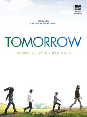 Cover Tomorrow die Welt ist voller Lösungen