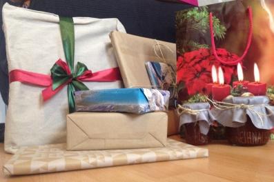 Grün hinter den Ohren - Nachhaltig Geschenke einpacken